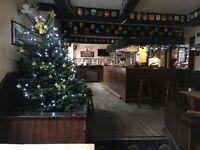 London Christmas Bar Staff Needed