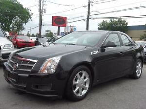 2009 Cadillac CTS CTS-4 AWD 3.6L *Sunroof / Leather / CLEAN!*