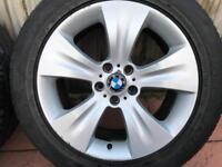 BMW X5 ALLOYS