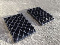 Milenco, levelling ramps, ideal for camper or motorhome levelling
