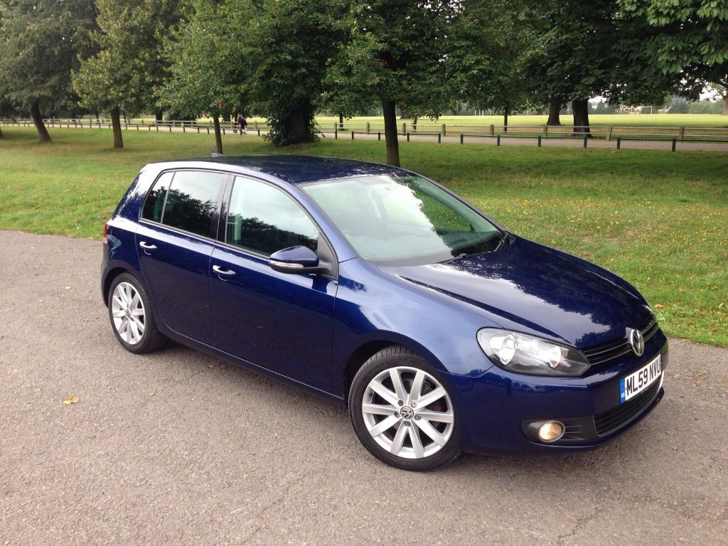 2009 59 vw volkswagen golf 2 0 gt tdi 140 diesel shadow blue in luton bedfordshire gumtree. Black Bedroom Furniture Sets. Home Design Ideas