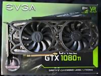 Evga Nvidia 1080ti sc GPU for sale