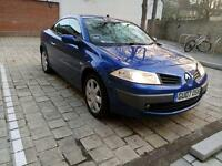 Renault Megane automatic convertible
