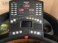 Reebok ZR8 treadmill with incline