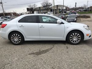 2011 Suzuki Kizashi S automatic memory seat Kitchener / Waterloo Kitchener Area image 9