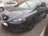 Seat Leon Cupra 2.0 T FSI ( not Golf R, S3, VXR, S-line and FR )