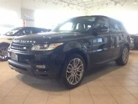 2014 Land Rover Range Rover Sport V8 Supercharged DYNAMIC
