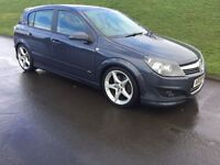2008 VAUXHALL ASTRA 1.9 S.R.i # c.d.t.i # X - PACK # 6 SPEED GEAR BOX. # 150 B.h.p #