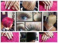 All £25 - Hair - Nails - Lashes