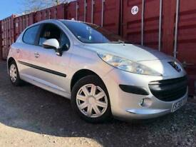 image for Peugeot 207 1.4 Diesel Long Mot Low Miles Cheap To Run And Insure £30 Road Tax !