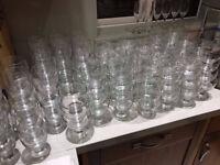 Dessert Glasses Drinking Glasses Champagne Glasses 140 Glasses - Party - Event - Wedding
