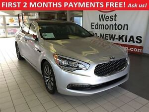 2015 Kia K900 Premium RWD V6, FIRST 2 MONTHS PAYMENTS FREE!!
