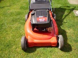 MTD GES 53 Lawnmower