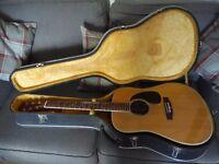 Suzuki Threes Acoustic Guitar 3180