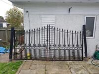 High quality Iron Gates (2 sets of gates)