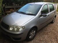 Fiat Punto 8V Active - Spares or Repair