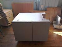 Photocopier / printer wheeled cabinet