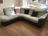 NEED GONE £100 corner sofa