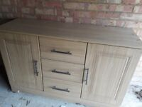 Lovely quality modern sideboard