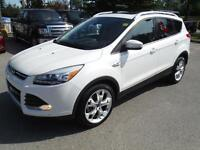 2013 Ford Escape Titanium SUV,  Kick Tailgate with Navigation