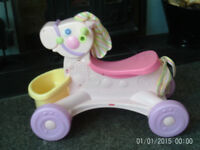 Fisher Price Musical horse £5