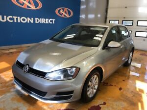 2015 Volkswagen Golf 1.8 TSI Trendline AUTO/ HEATED SEATS/ PO...