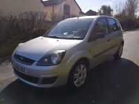 2008 '08' Ford Fiesta 1.25 Style Climate Genuine 70k New Mot