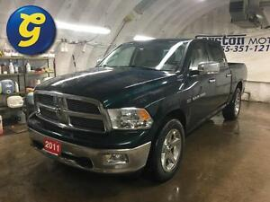2011 Ram 1500 BIG HORN *CREW CAB*4WD*HEMI*POWER HEATED MIRRORS*P