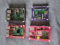 4 Rarsberry Pi for sale