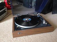 Sansui SR-212 Vintage Hifi Turntable Record Player