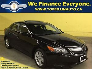 2013 Acura ILX SUNROOF, LEATHER PKG, LOW Kms