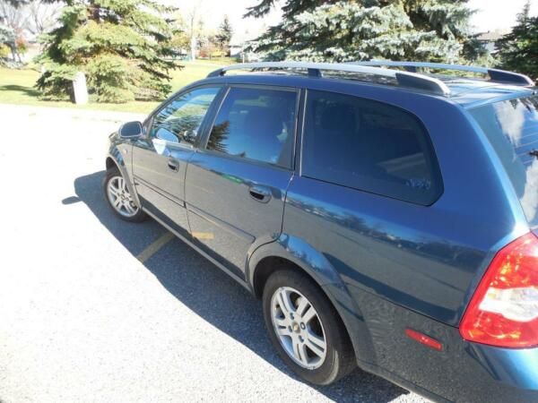 Used 2007 Chevrolet Optra