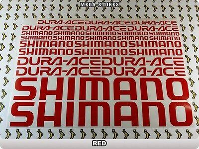 Shimano ProGear Logo Rectangle Sticker Decal