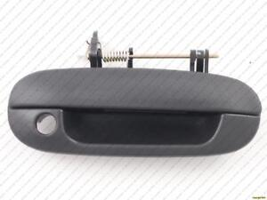 Door Handle Outer Front Passenger Side Textured Without Key Hole GMC Yukon 2007-2009