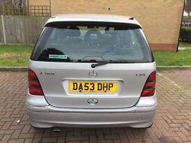 2003 Mercedes-Benz A Class 1.7 A160 CDI Avantgarde 5dr (SWB) 30£ Road Tax @07445775115@ 07725982426@