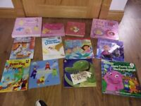 mixed book bundle 2 as seen in pic collect or delivery Stonehaven