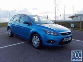 2010 Ford Focus 1.6 TDCi ECOnetic 5dr Manual Diesel