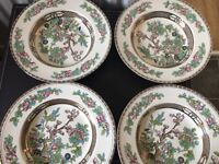 Alfred Meakin soup plates Medina Shape 5 £10 also other items