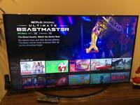 """Hisense 58"""" 4K 3D TV"""