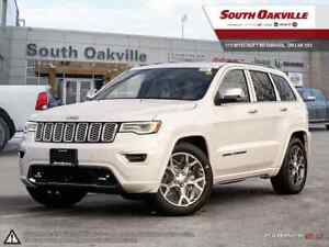 2019 Jeep Grand Cherokee Overland | SAFETY GRP |  VENTED NAPPA L