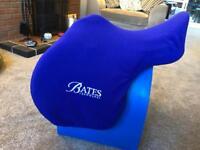 Bates AP (general purpose) black leather saddle
