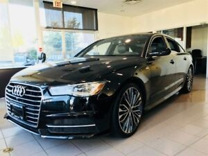 2016 Audi A6 S-Line Quattro Fully Loaded Only 26,000Km