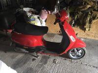 Vespa 50cc 2006