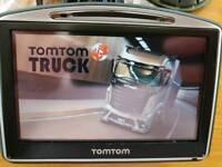 Tomtom Europe truck