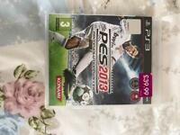 PES 2013 PlayStation 3