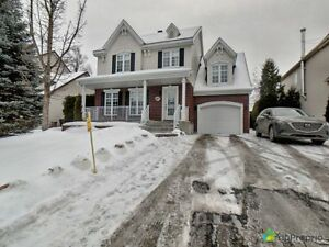 424 500$ - Maison 2 étages à vendre à Blainville