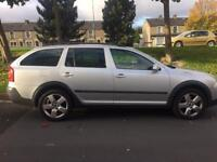2008 Skoda Octavia Diesel Estate 2.0 Tdi Pd Scout 4X4 5Dr 2 Owners From New Full Service Histor