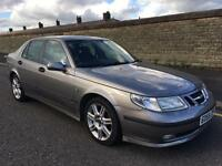 Saab 9-5 2.3 turbo automatic 55 reg £895, 12 moth MOT