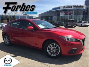 2014 Mazda MAZDA3 SPORT GS Sunroof Back Up Camera