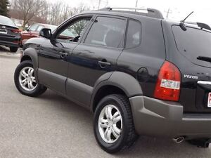 2007 Hyundai Tucson GL V6 | CLOTH | SAFETY CERTIFIED | ALLOYS | Stratford Kitchener Area image 13